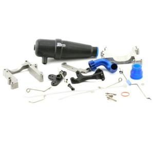AX4400 Nitro Rustler Pro.15 to TRX 2.5 Upgrade Kit