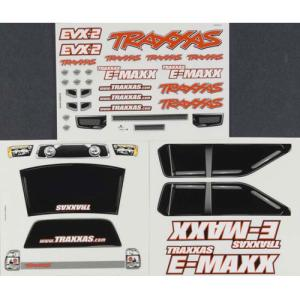 AX3914 Traxxas Decal Sheets E-Maxx