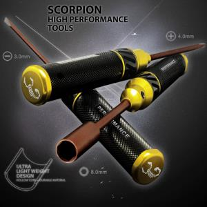 Scorpion High Performance Tools - 8.0mm Nut Driver