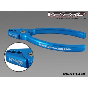 [고급형]VP PRO Alum. Shock Shaft Plier(light blue) 쇽 샤프트 집게