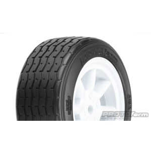 AP10140-17 PROTOform VTA Front Tires (26mm) Mounted