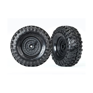 AX8273 TACTICAL WHEELS, CANYON TRAIL 1.9 TIRES)