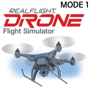 GPMZ4800M1 REALFLIGHT DRONE SIM W/INTERLINK MODE1