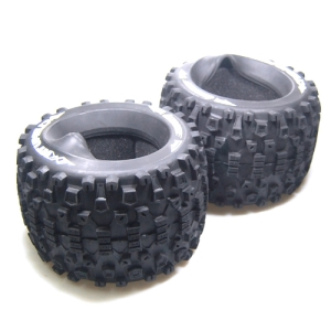 L-T3219I MT-UPHILL 3.8인치 Tires - TRAXXAS Bead SPORT Compound / Foam Inserts (2) 반대분, 이너폼 포함