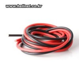 8AWG Silicon Wire(Black/Red)