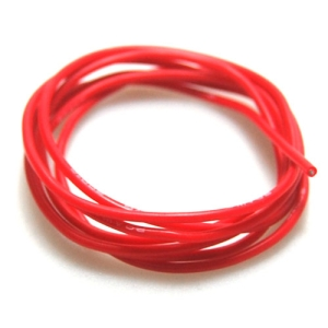 UP-WS20R Silicone Wire 20AWG (RED : 1mtr) : 실리콘와이어 20게이지