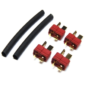 UP-DEANS2 Deans Connector - Male(4)