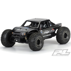 AP3454 Ford F-150 Raptor SVT Clear Body for Yeti