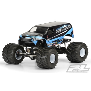 AP3485 Guardian Clear Body for Solid Axle