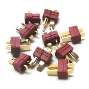 UP-DEANS5 Deans Connector Male (10pcs)