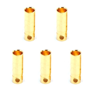 UP-AM1003B-3 4.0mm Banana Plug Female (5pcs)