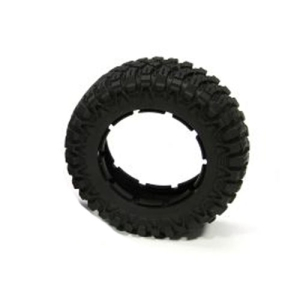 (1개입) Monster Claw Tire L/R w/insert (1) 1/5 대형사이즈용
