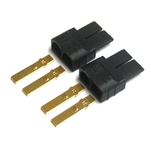 UP3050 Traxxas Connector Male+Male 1Set