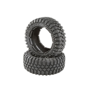 Monster Claw Tire L/R w/insert (2)