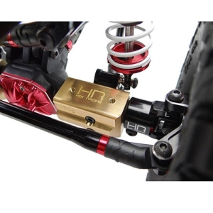 SCXT12AW Brass Axle Weight 70 g each SCX II
