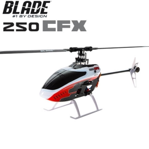 Blade 250 CFX BNF Basic with SAFE Technology [중급전동헬기]