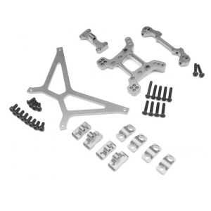 BR648COMBO5S Axial Yeti Performance Combo Package E With Tool Box Silver