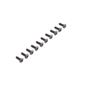 Button Head Screws M4 x 12mm (10)
