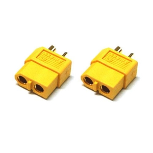 UP-XT60-6 XT60 Female Connector (2pcs)