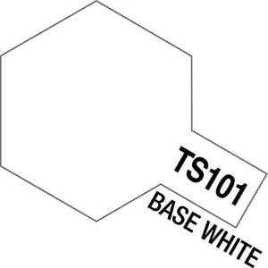 [85101] TS 101 Base White