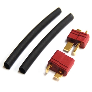 UP-DEANS4 Deans Connector - Male+Female 1set (암수 1셋트)
