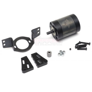 TRC/302393 Team Raffee Co. Gear Reduction Unit 1:35 w/ 5MM Shaft for Boom Racing D90/D110 Chassis