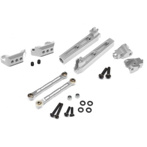 [매장실재고있음]BR648COMBO4S Axial Yeti Performance Combo Package D With Tool Box (Rear Sway Bar Mount,Anti-Sway Bar Arms,Anti-Sway Bar Links) Silver