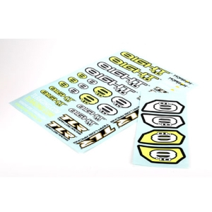 [TLR249003] 8IGHT 4.0 Logo Sticker Sheet