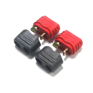 UP-AM1015E-F NEW Deans Connector with Housing (Female 2pcs)