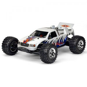 AP3203 Ford F-150 Clear Body for Traxxas JATO