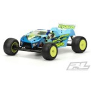 AP3438 BullDog Mid Motor Clear Body for Mid Motor Kyosho RT6 and Associated/CML CT4.2