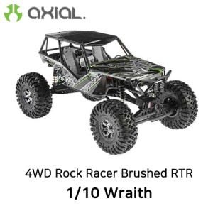 AX90018 AXIAL 1/10 Wraith 4WD Rock Racer RTR