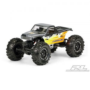 AP3267-30 1972 Chevy C10 Clear Body for 1:18 Rock Crawler