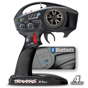 [CB6507X] TQi 2.4 GHz radio system, 4-channel with Traxxas Link Wireless Module (4-ch transmitter, 5-ch micro receiver) 자동차용 조종기