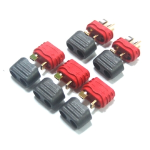UP-AM1015E-S NEW Deans Connector with Housing (Male 2pcs & Female 3pcs)