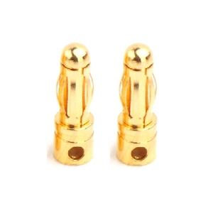 UP-AM1003B-1 4.0mm Banana Plug Male (2pcs)