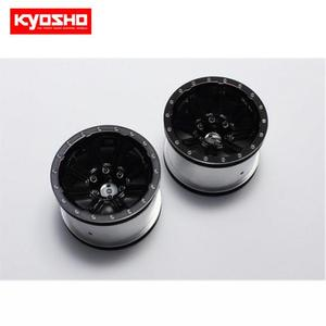 Wheel (Black Chrome/2pcs/RAGE VE)