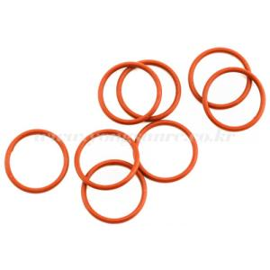 [Team Losi] O-RINGS, SHOCK CARTRIDGES & CAP - LST/2