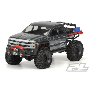 AP3439 Chevy Silverado Clear Body 3439