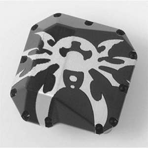 Poison Spyder Bombshell Diff Cover for Axial AR44 Axle (SCX10 II)