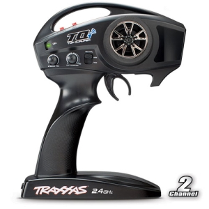 [CB6509X] TQi 2.4 GHz radio system, 2-channel Traxxas Link enabled (2-ch transmitter, 5-ch micro receiver) 자동차용 조종기