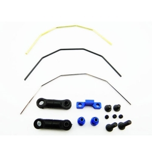 YET311F Aluminum Front Sway Bar Set - Axial Yeti and EXO