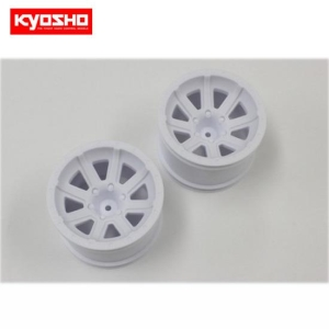 Wheel (White/2pcs/RAGE VE)