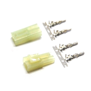 UP-TACS2 Tamiya Connector Small Male&Female (1pair)
