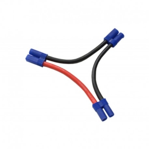 UP-EC5SE EC5 Battery Harness 12AWG for 2 Packs in Series (직렬짹)