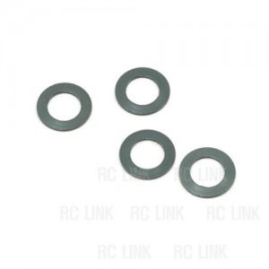 [E2139]0.5mm Aluminum Front Track Width Spacer (4)