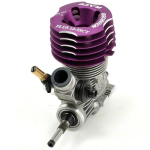 Novarossi Plus 12-3SCT 3 Port .12 Competition On Road Engine (Turbo Plug)