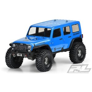 AP3502 Jeep Wrangler Unlimited Rubicon Clear TRX4용 바디