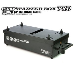 [MR-BSBP] MUCH MORE CTX STARTER BOX PRO FOR 1/8 GP OFFROAD CARS