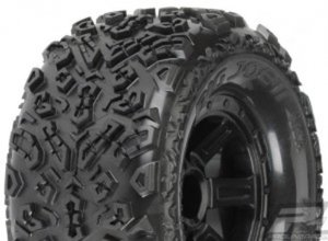 mini Big Joe II 2.2 All Terrain Tire w/wheel (HPI 미니 세비지,TRAXXAS 미니 서밋 용)